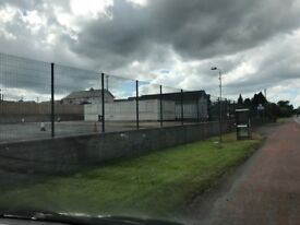 Sales yard And Office on Busy Armagh Newry road