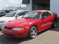 1994 Ford Mustang Cobra SVT Indy Pace Car