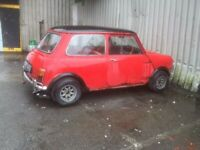 CASH PAID FOR OLD CAR OR VAN 1960S 70S 80S 90S FOR RESTORATION OR SPARES