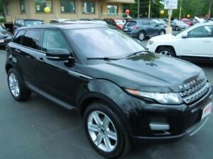 2013 LAND ROVER RANGE ROVER EVOQUE PURE - LEATHER HEATED SEATS,