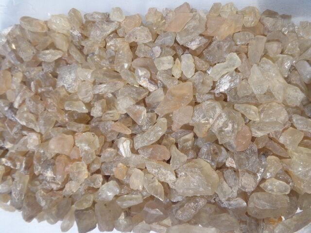 250ct Lot Oregon Sunstone Gemstone Facet or Cabochon Plush