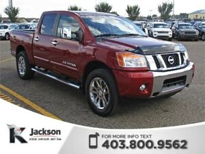 2014 Nissan Titan SL - Bluetooth, Heated Front Seats