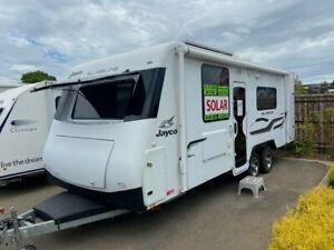 2015 JAYCO 22' SILVERLINE AIR COND. and REAR ENSUITE Klemzig Port Adelaide Area Preview
