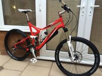 2009 Specialized XC Expert FSR