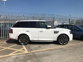 22'' alloy wheels for Range Rover