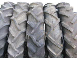 12 Inch Tractor Lug Style Tires( The First 3 On Left Sold) Kawartha Lakes Peterborough Area image 6