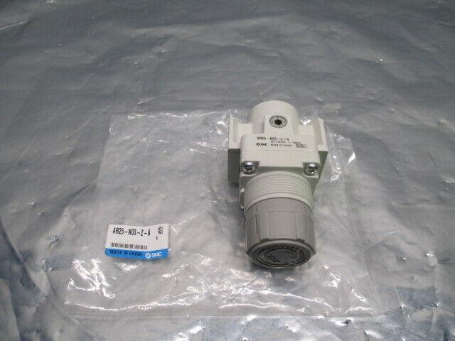 SMC AR25-N03-Z-A AR Mass Pro Pneumatic Regulator, 453723