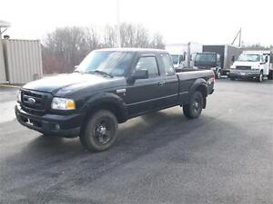 2007 Ford Ranger Ext Cab 2WD