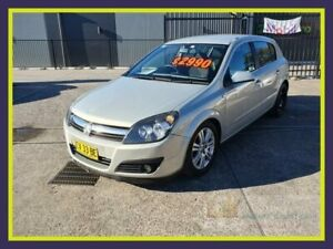 2006 Holden Astra AH MY06.5 CDTi Grey Sports Automatic Hatchback Lansvale Liverpool Area Preview