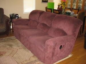 Sofa / recliner
