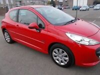 PEUGEOT 207 1.4 M PLAN HATCHBACK 57 REG,, CHEAP TO RUN AND INSURE,, MOT MAY 2019