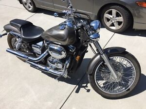 2006 Honda Shadow Spirit VT750DC