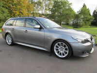 2007 (57) BMW 530D 3.0TD auto d M Sport Touring ***FINANCE ARRANGED***