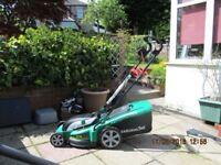 Gardenline Lawn Mower 43cm cut