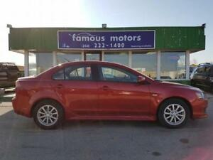 2011 Mitsubishi Lancer SE/FRESH SAFETY/CLEAN TITLE/VERY LOW KM'S