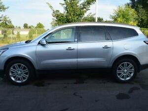 2015 Chevrolet Traverse 1LT All-wheel Drive