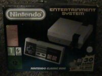 Mini NES Classic Edition Grey Home Console 900+ Games+ extras, region free