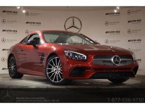 2019 Mercedes-Benz SL550