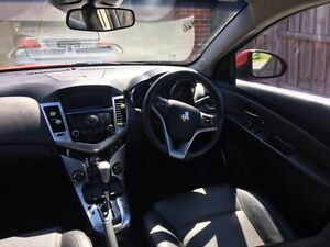 2009 Holden Cruze Sedan CDX Nego.. Caulfield South Glen Eira Area Preview