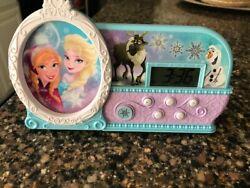 Disney Frozen Anna and Elsa Let It Go Musical Alarm Clock