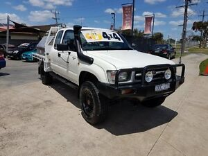 2001 Toyota Hilux RZN174R (4x4) 5 Speed Manual 4x4 Cairnlea Brimbank Area Preview