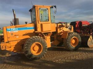 Hyundai HL 730-3 Wheel Loader