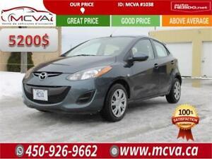 2011 Mazda Mazda2 GX