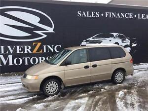 2002 Honda Odyssey,only120kms,new timing belt,new brakes! Edmonton Edmonton Area image 3