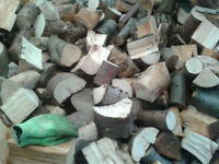 BULK FIREWOOD logs for open fires and log burners, all seasoned, ready to use.