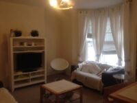 Double room in friendly 3 bed flat