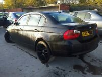 BMW 320D SE 2007 MODEL M47 ENGINE CODE BREAKING FOR SPARES TEL 07814971951