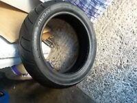 speedfight 2 50cc front tyre