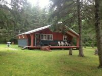 Cottage/Camp in Hunters Home near Coles Island, NB