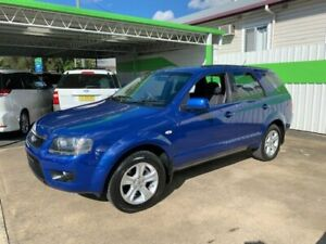 2010 Ford Territory 7 SEATER Series 2 Blue 4 Speed Automatic Wagon Casino Richmond Valley Preview