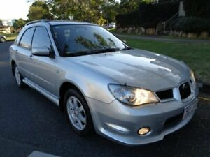 2006 Subaru Impreza MY06 2.0I Luxury (AWD) Silver Metallic 4 Speed Automatic Hatchback Chermside Brisbane North East Preview