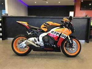 2013 HONDA CBR1000RR REPSOL!!$79.02 BI-WEEKLY WITH $0 DOWN!!