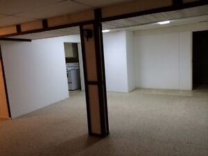 Furnished Bedroom for Rent in Spacious basement in St. Albert