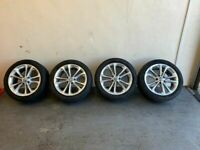 Genuine Volkswagen Alloys Alloy Wheels 235/45/17
