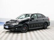 2010 Subaru Impreza MY10 WRX (AWD) Black 5 Speed Manual Sedan Morley Bayswater Area Preview
