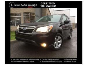 2015 Subaru Forester iConvenience AWD, BLUETOOTH, BACK-UP CAMERA
