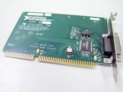 National Instruments Ni At-gpibtnt Card Gpib Interface 183663c-01