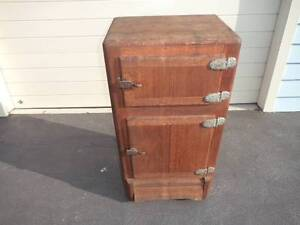 ANTIQUE ICE CHEST Grasmere Camden Area Preview