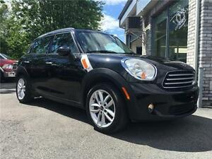 2011 MINI Cooper Countryman CUIR **MANUAL 6SPEED**