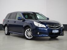2011 Subaru Liberty MY11 2.5I Blue Continuous Variable Wagon Bentley Canning Area Preview