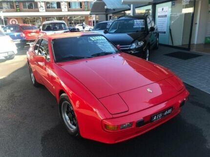 1982 Porsche 944 Guards Red 5 Speed Manual Coupe Batemans Bay Eurobodalla Area Preview