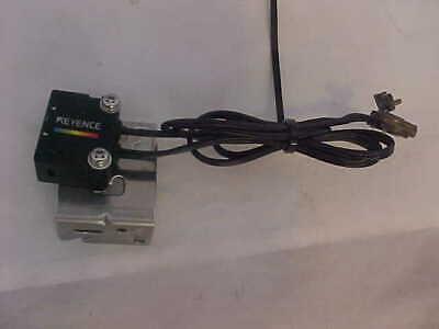 Keyence Fiber Optic Sensor Cz-h32 Bb