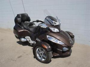 2012 Can-Am Spyder RT Limited SE5.