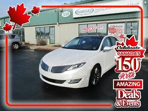 2016 Lincoln MKZ ALL WHEEL DRIVE ( SUMMER SALE!) NOW $34,950