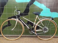Ladies Vintage Raleigh City Bike - Great Condition