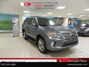 2014 Lexus LX 570 Luxury Package
